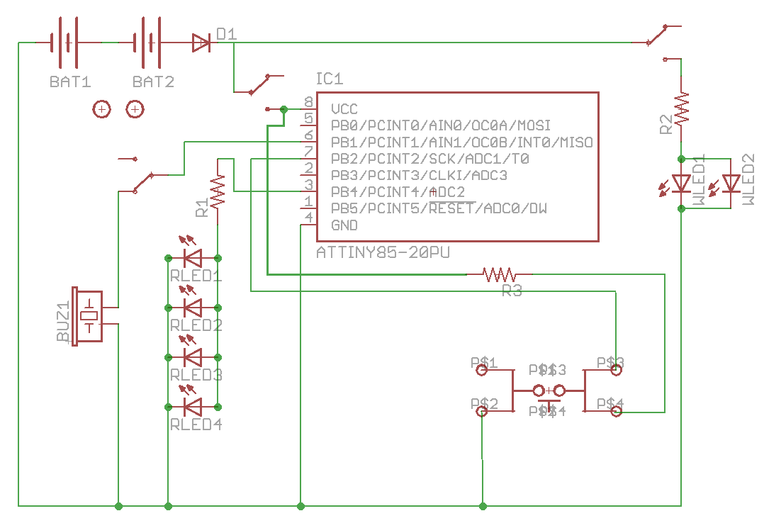 A picture of the schematic